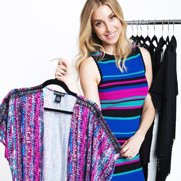 4 Looks We're Shopping from Whitney Port's New (Affordable!) Line