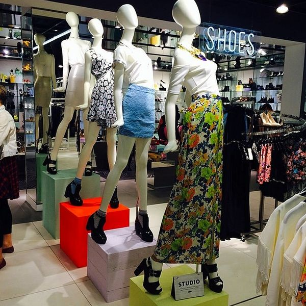Topshop's Mannequins Are About to Get a Major Body Positive Makeover