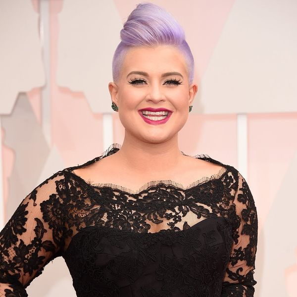 Kelly Osbourne Just Added Some Major Length to Her Hair