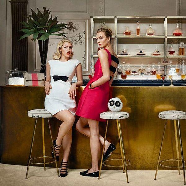 Fancy Girls, Get Ready for Kate Spade Activewear + Loungewear