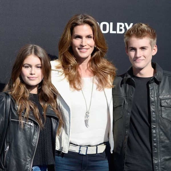 You'll Never Believe What Cindy Crawford's Kids Are Up to Now