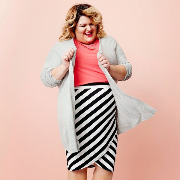 Target's New Plus-Size Collection Will Make You Super Excited for Fall