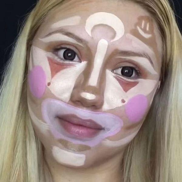 A Beauty Pro Tells Us If Clown Contouring Is Really a Joke