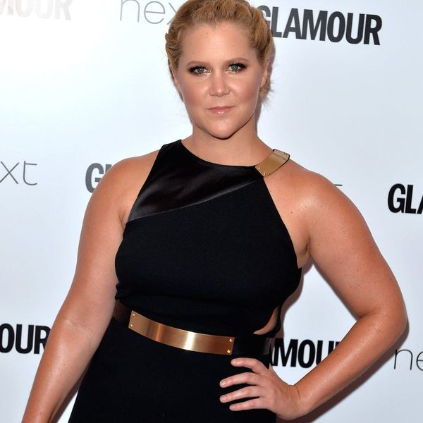 See Amy Schumer's Super Stunning Glamour Cover