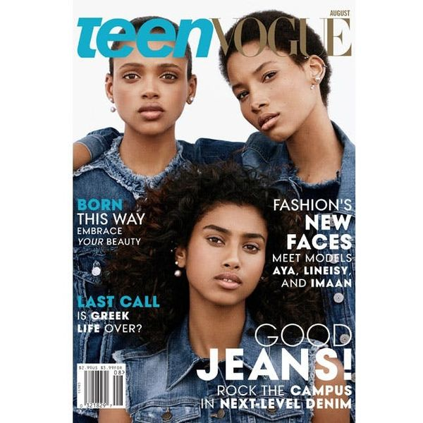 Why This Teen Vogue Cover Is So Groundbreaking