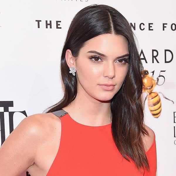 Kendall Jenner Just Revealed Her Ruby Rose-Inspired Hair