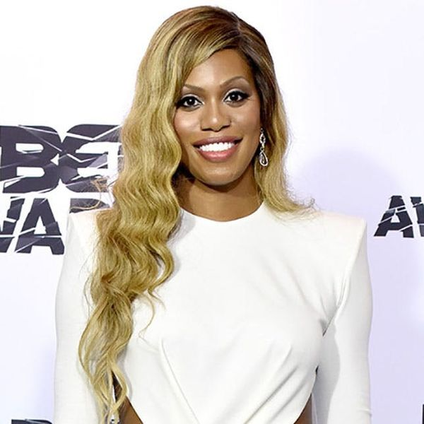 See Which 2 Fashion Risks Laverne Cox Nailed at This Year's BET Awards