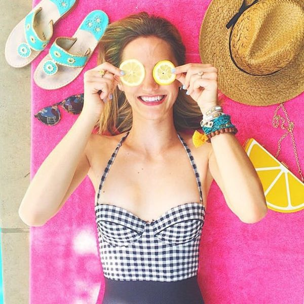 7 #OOTDs for the Week: 7 Reasons to Love One-Piece Swimsuits