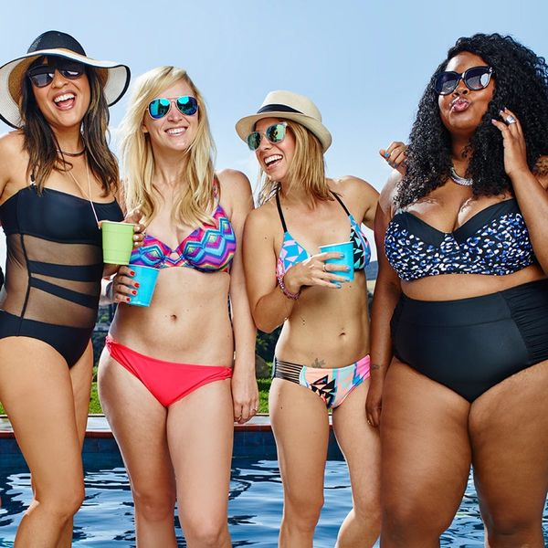 You Have to See Target's Body Diverse Swimwear Campaign