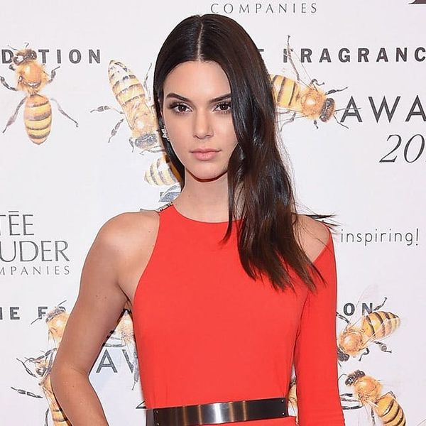 Why Kendall Jenner Will Make You Want to Try the One-Shoulder Dress Trend