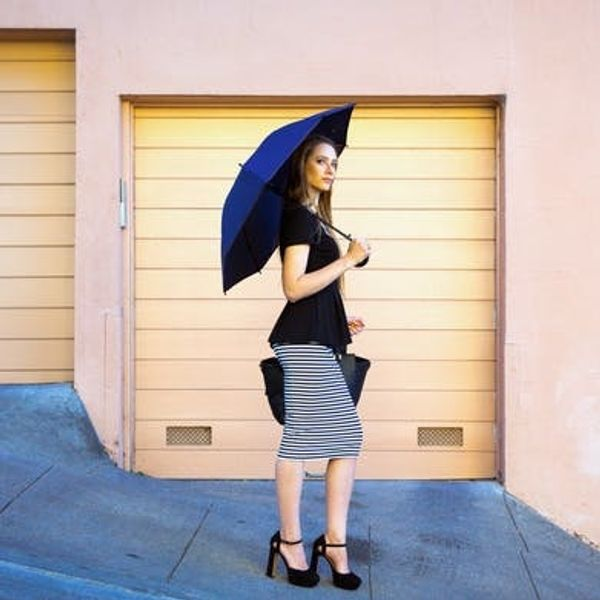 Find Out Why You Need to Own a Denim Umbrella