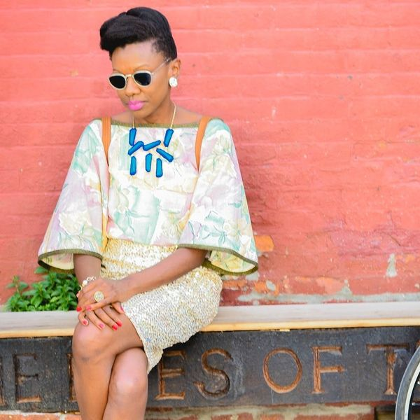 This Woman Will Make You Want to Brush Up on Your Sewing Skills