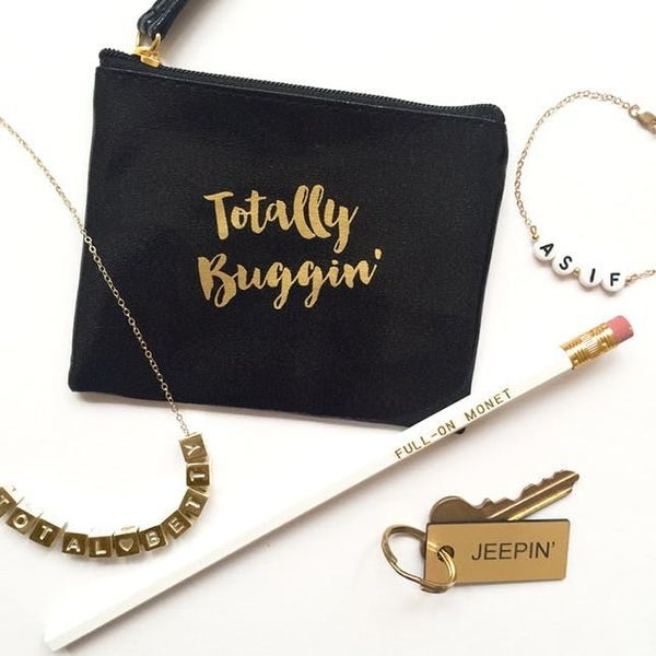 We're Totally Buggin' Over This Clueless-Inspired Jewelry