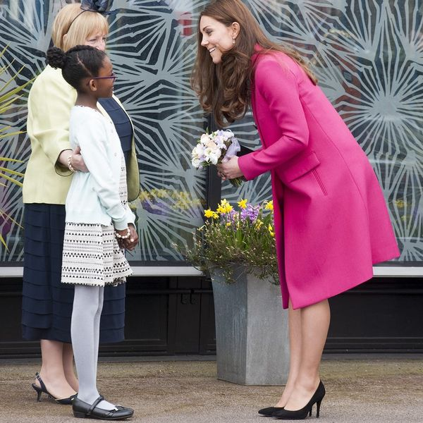 This Is Kate Middleton's Secret to Staying Comfortable in Heels