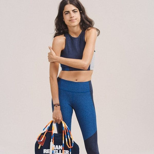 This Blogger's Athleisure Collab Will Become Your Go-to Outfit