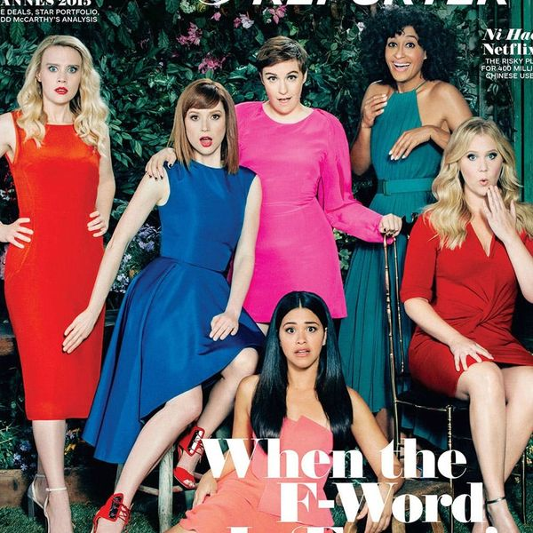 This Is the Best Girl Power Magazine Cover of the Year