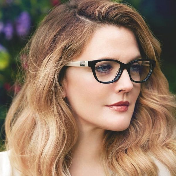 Drew Barrymore Just Launched a Gorgeous Eyewear Line