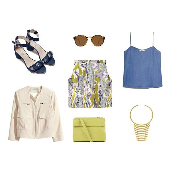 4 Ways to Master the Art of Warm Weather Dressing for Work