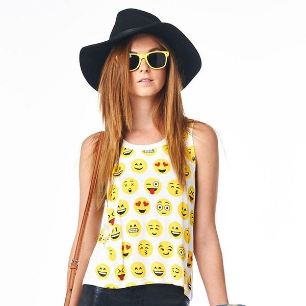 15 OMG Emoji Clothes You Need in Your Closet