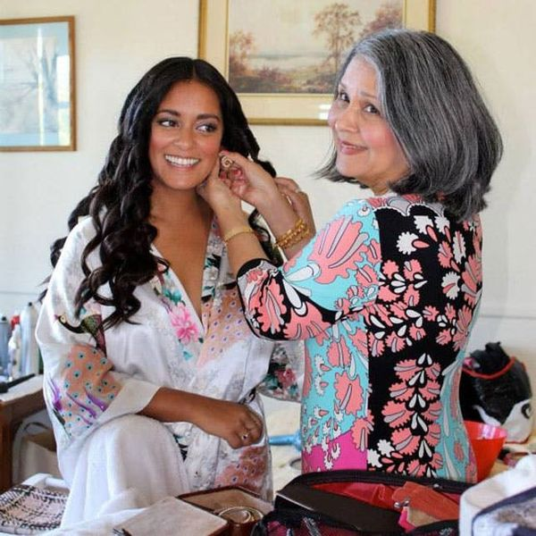 22 Beauty + Style Lessons We Learned from Our Moms