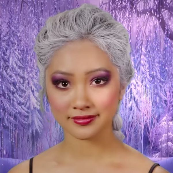 Watch 1 Woman Transform into 7 Disney Princesses in 2 Minutes