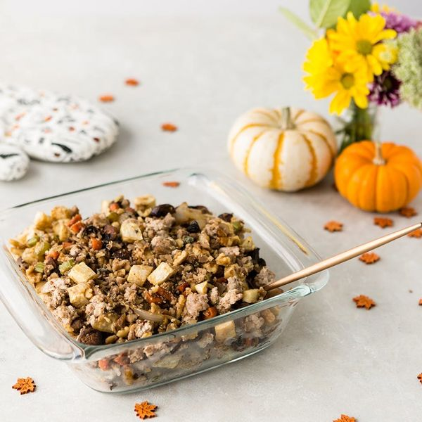We Gave This Thanksgiving Stuffing Recipe a Paleo-Friendly Makeover That Everyone Will Love