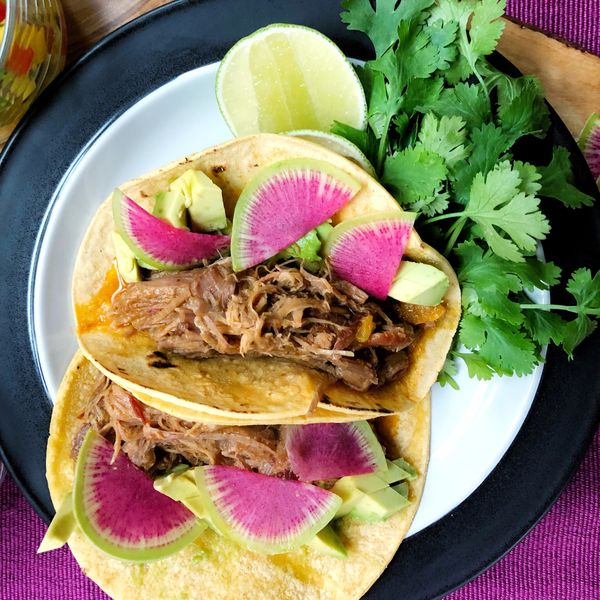 This Instant Pot Carnitas Recipe Satisfies All of Your Summer Taco Needs