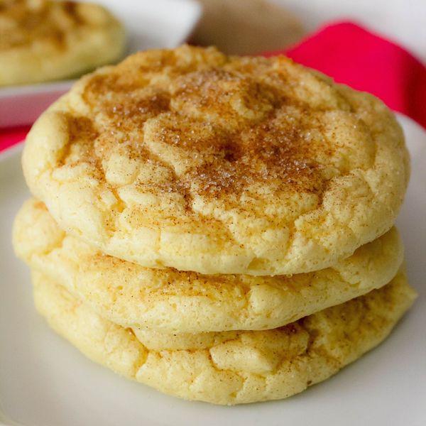 This Keto Churro Cloud Bread Recipe Is a Dream