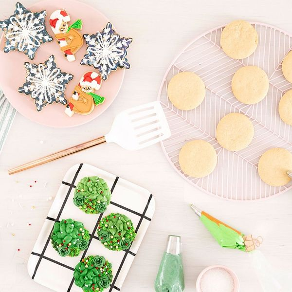 This Peanut Butter Sugar Cookies Recipe Makes the Nutty Holidays a Little Sweeter