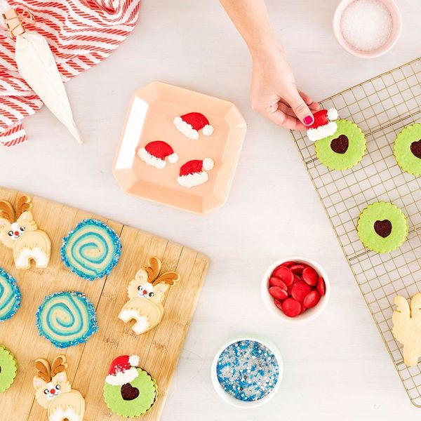 Make Your Own Animal Crackers With This Simple Sugar Cookie Dough Recipe
