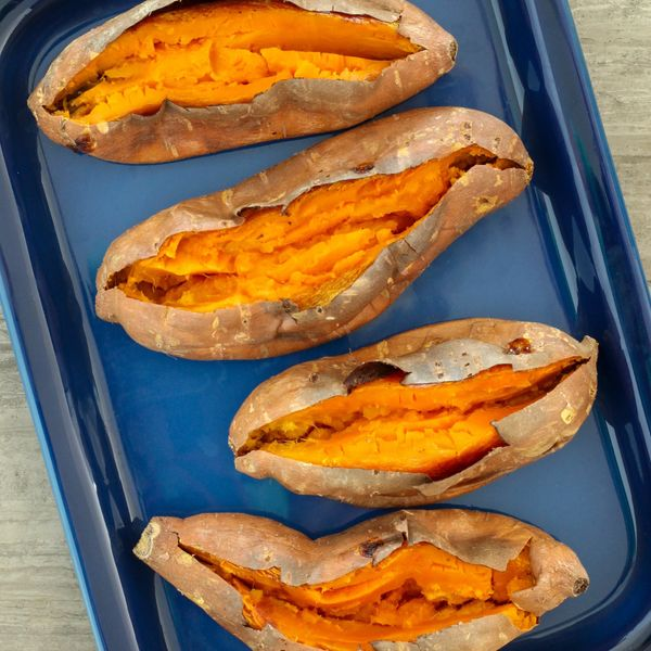 Hands Down the Best Recipe to Roast a Sweet Potato