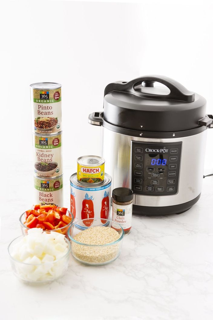 This Big Batch Pressure Cooked Chili Recipe Can Feed You And Your Neighbors Brit Co