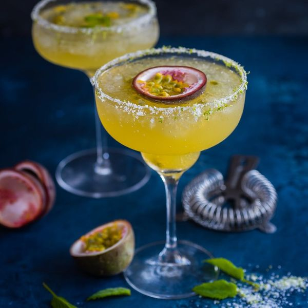 This Champagne Margarita Cocktail Recipe Will Replace Your Brunch Rosé