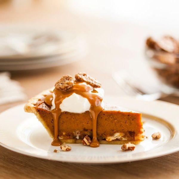 Bookmark This! The Ultimate Pumpkin Pie Recipe