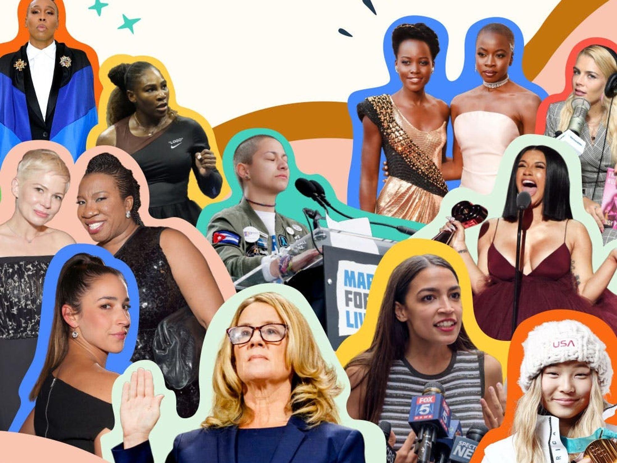 Year in Women 2018