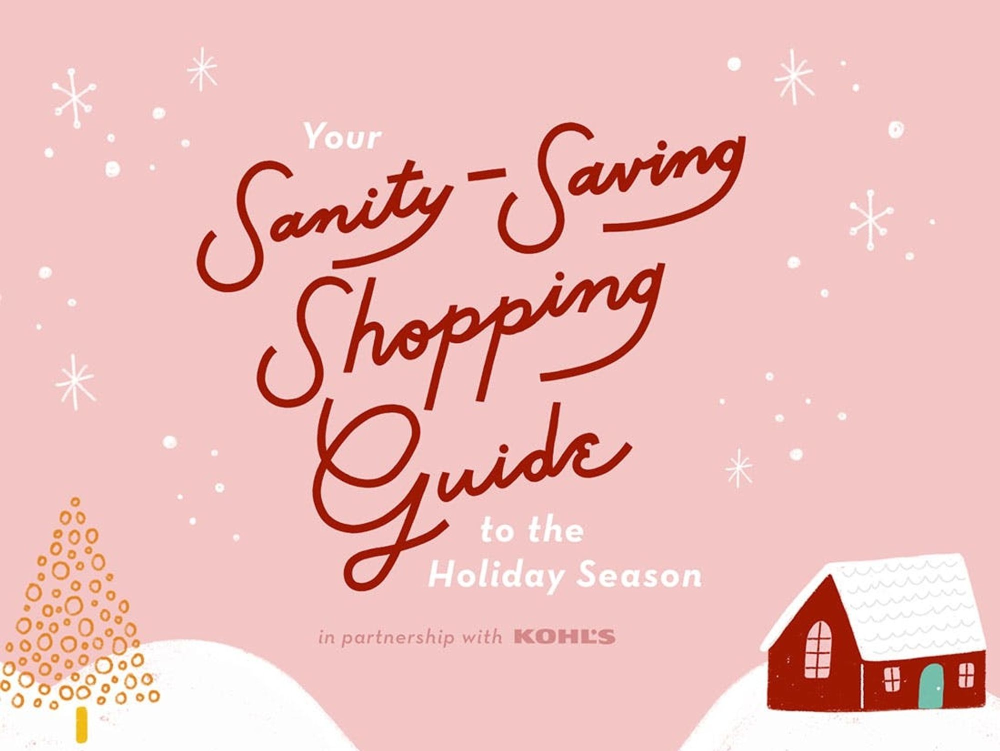Your Sanity-Saving Shopping Guide to the Holiday Season