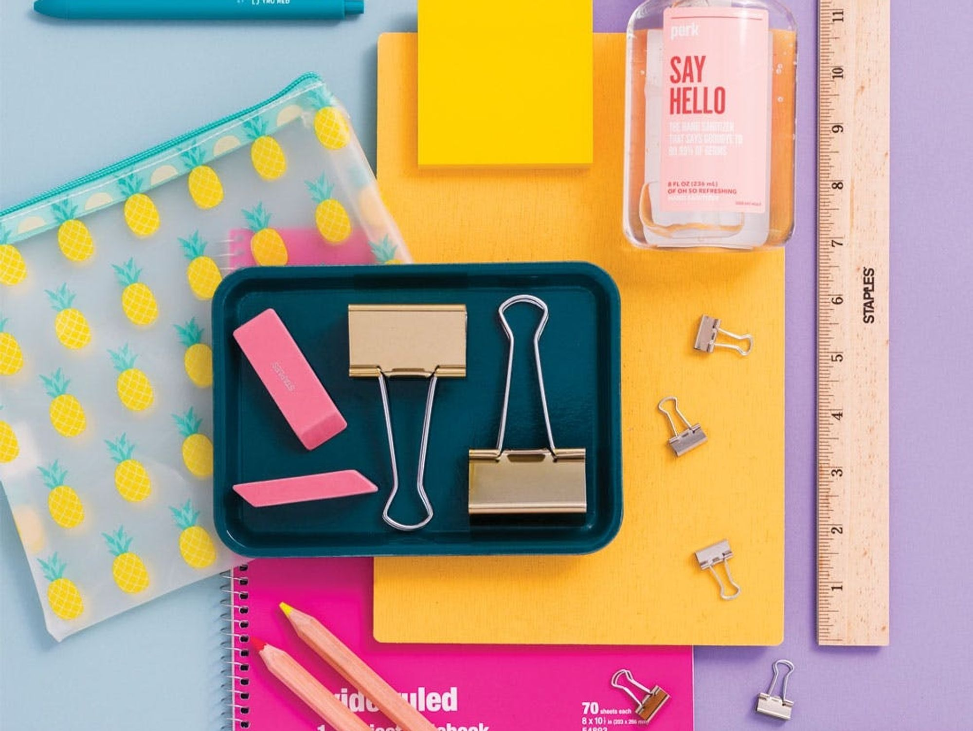 Brilliant Back-to-School Supplies, DIYs and Organizing Hacks