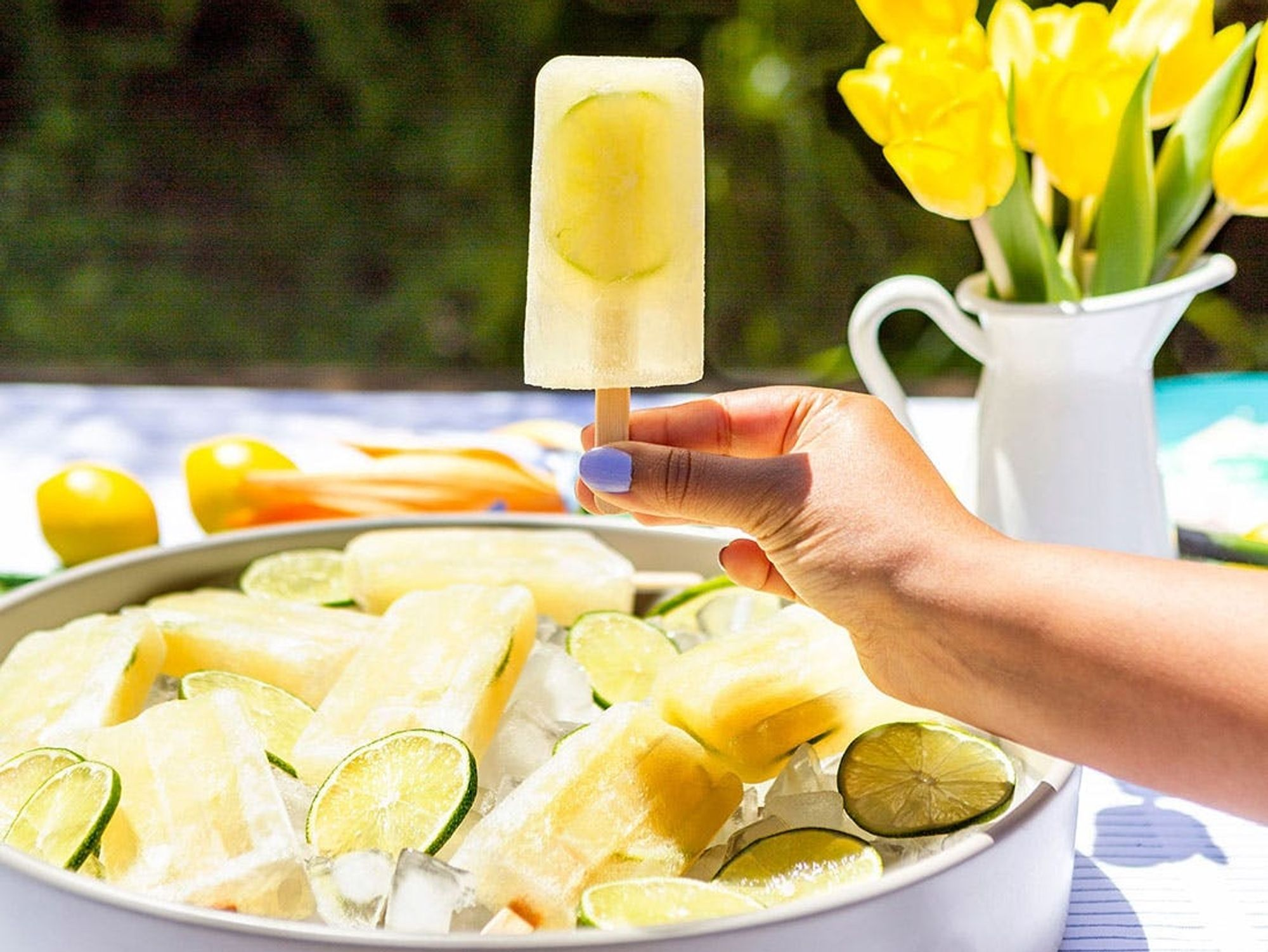 3 Boozy Popsicle Recipes That Will Win All Summer Parties
