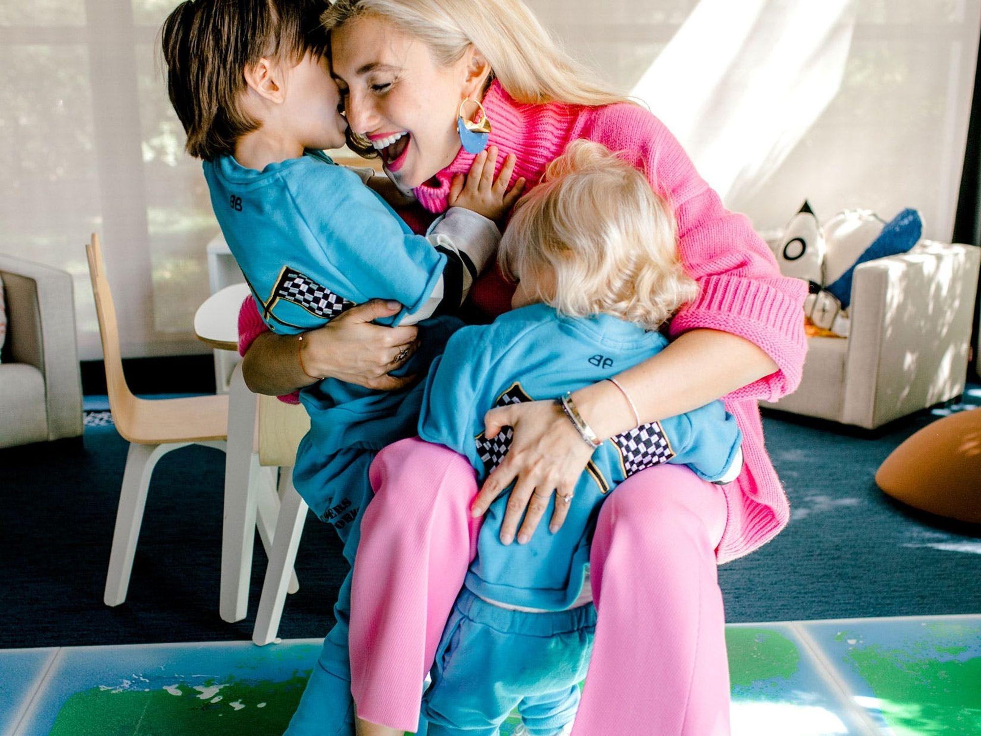 Fashion-Forward Mama Nasiba Adilova is Here to Make Stylish *and* Socially Responsible Baby Goods Mainstream