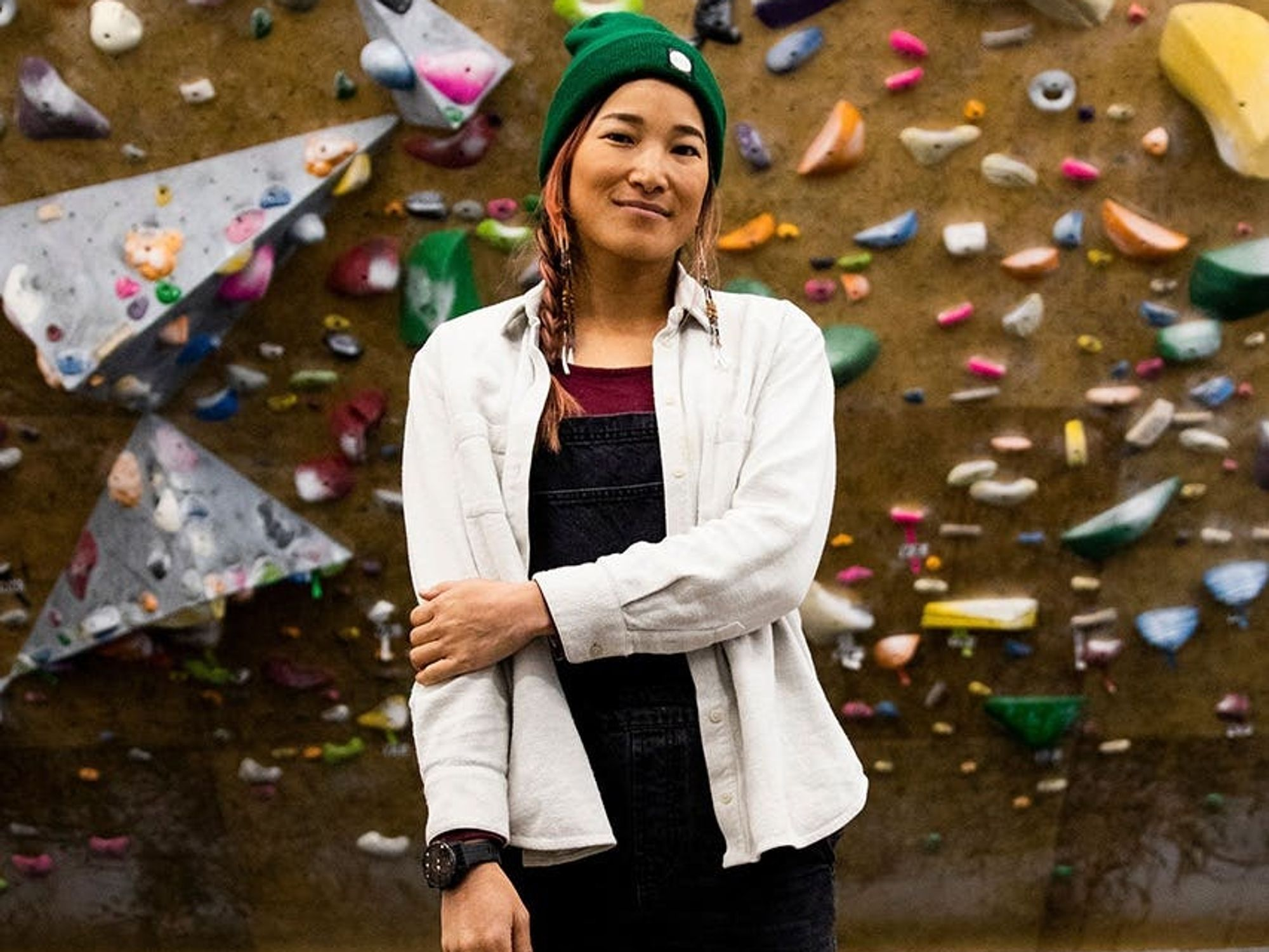 A Woman's Place: Women in Rock Climbing and Mountaineering