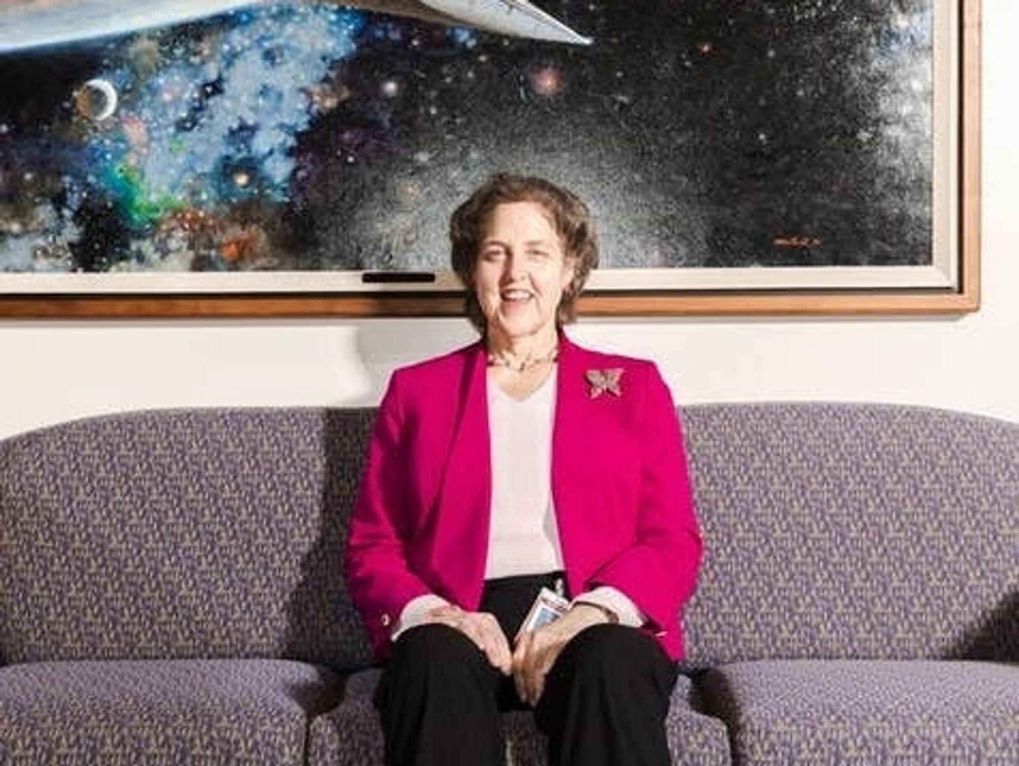 A Woman's Place: Women in Aerospace