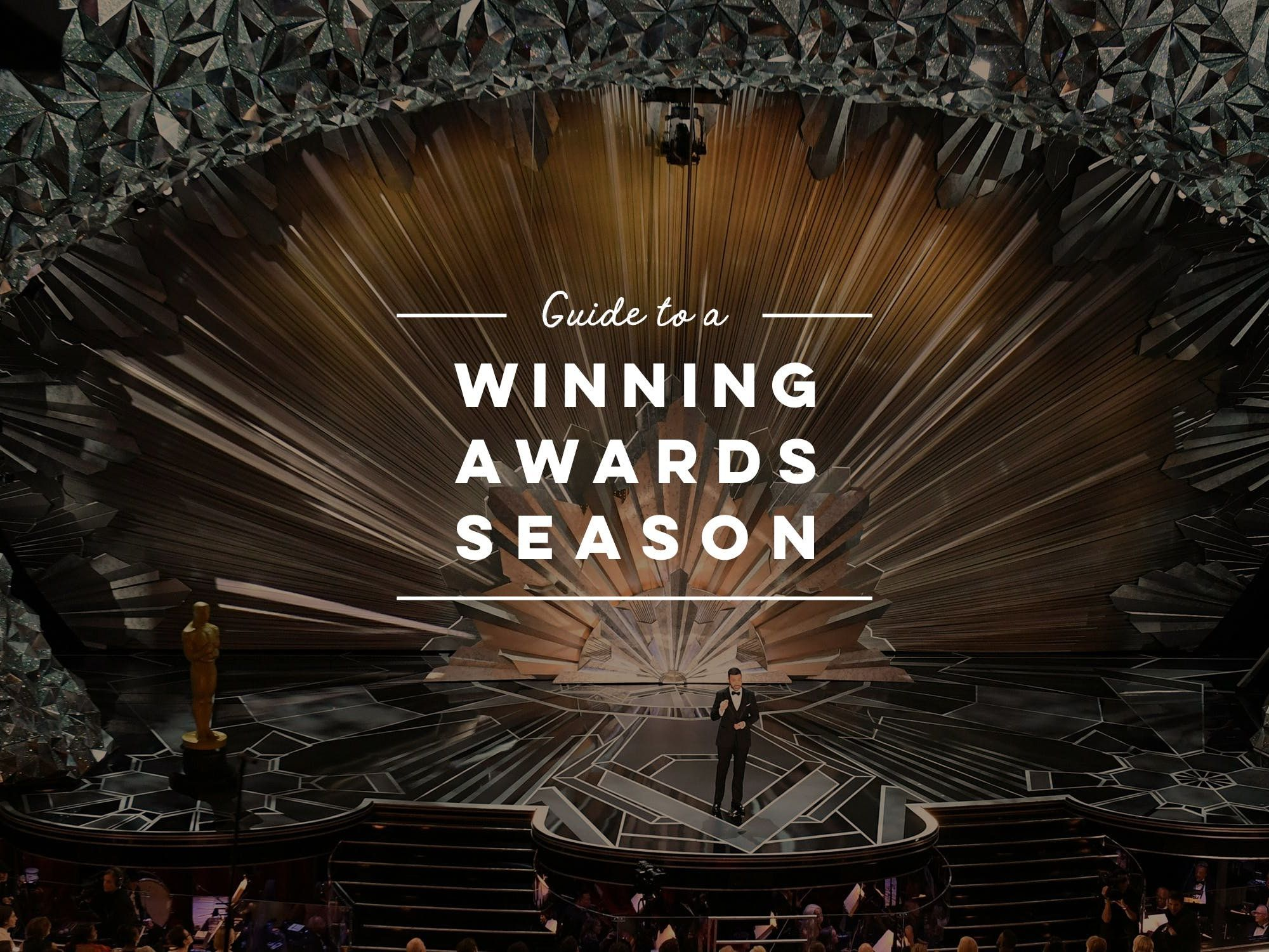 Brit + Co's Guide to a Winning Awards Season
