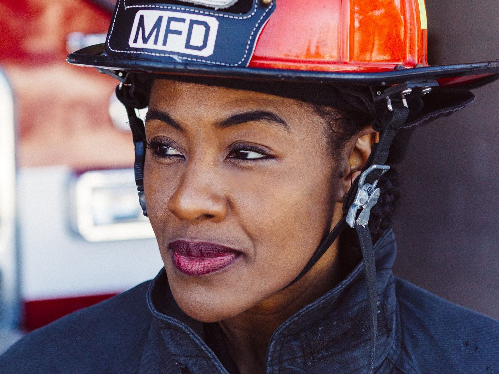 A Woman's Place: Women in Firefighting