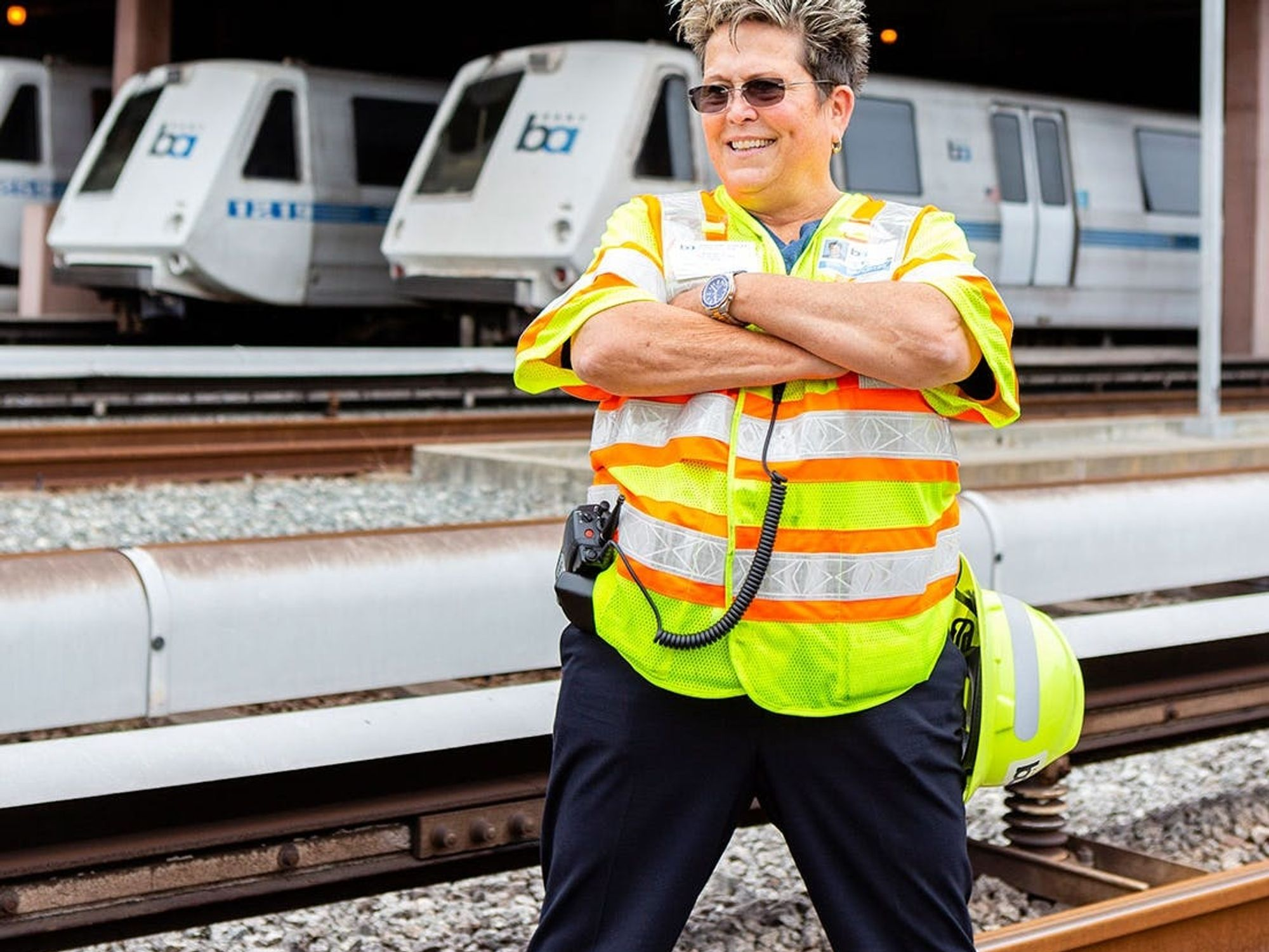 A Woman's Place: Women in Transportation