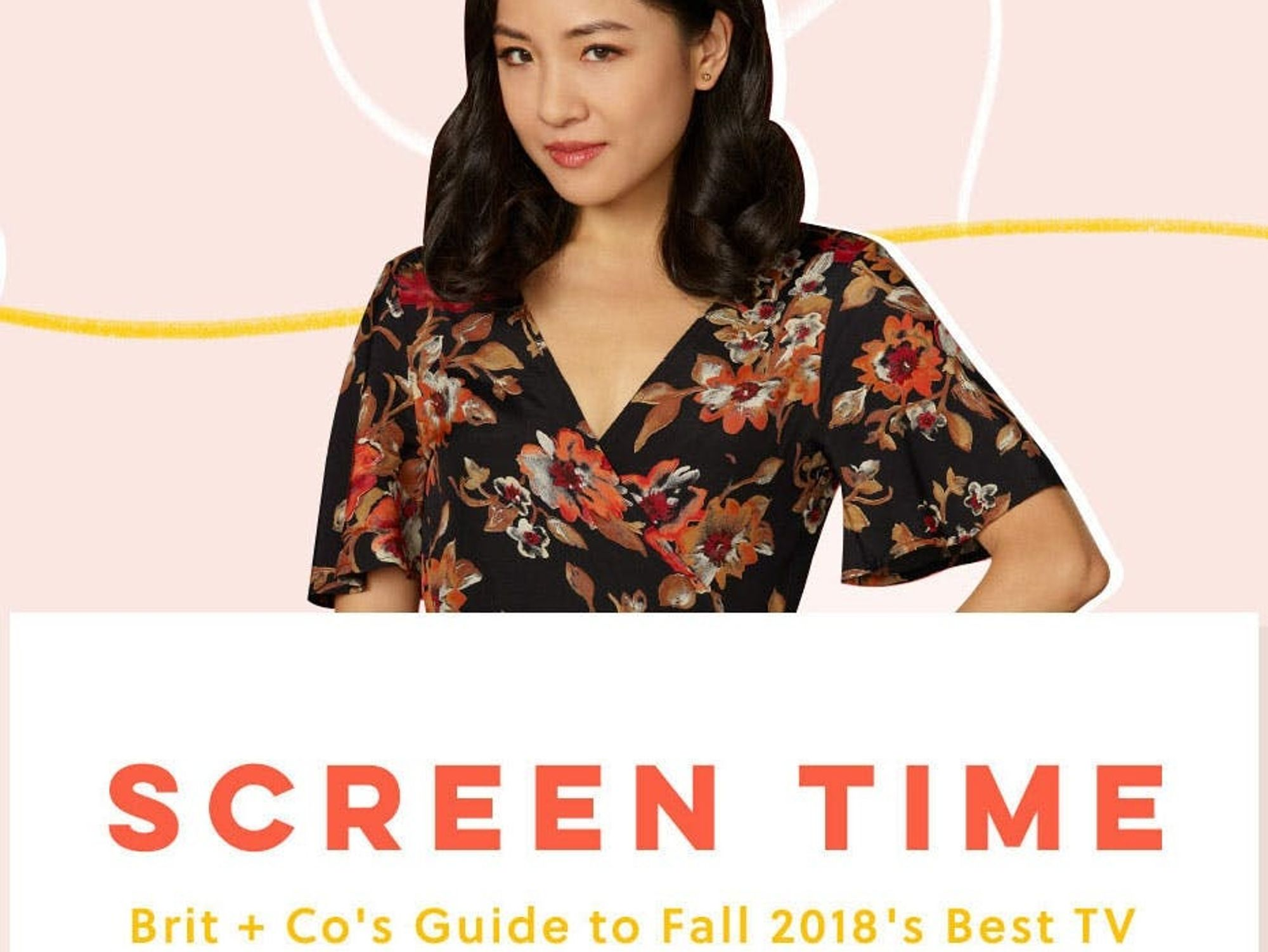 Screen Time: Brit + Co's Guide to Fall 2018's Best TV