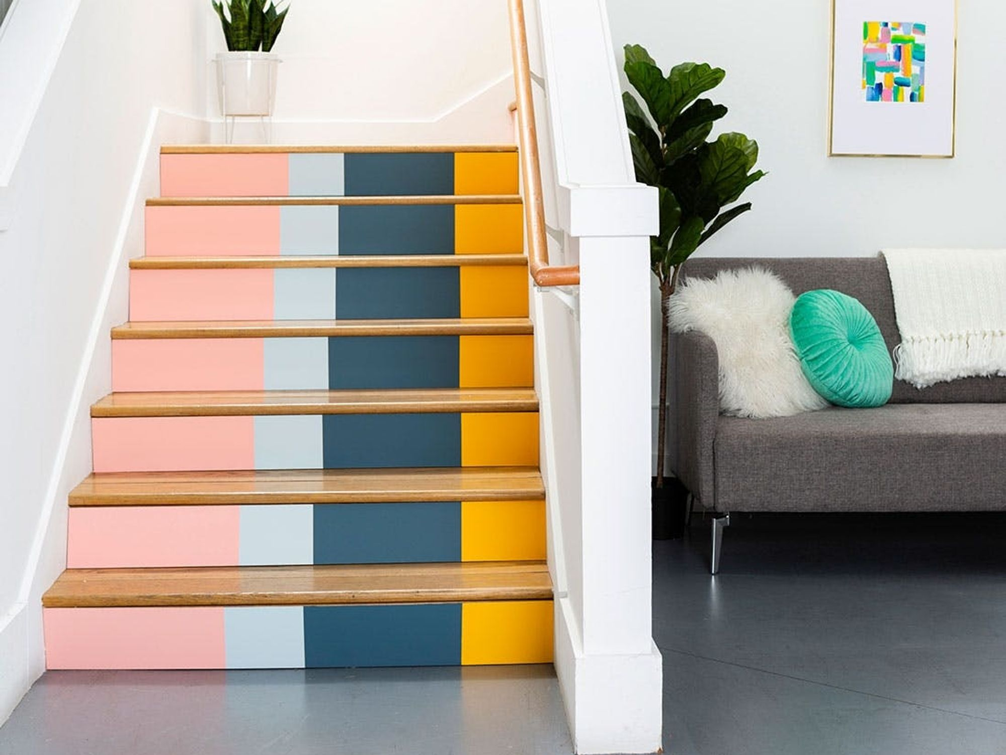 How to Transform a Staircase 8 Different Ways