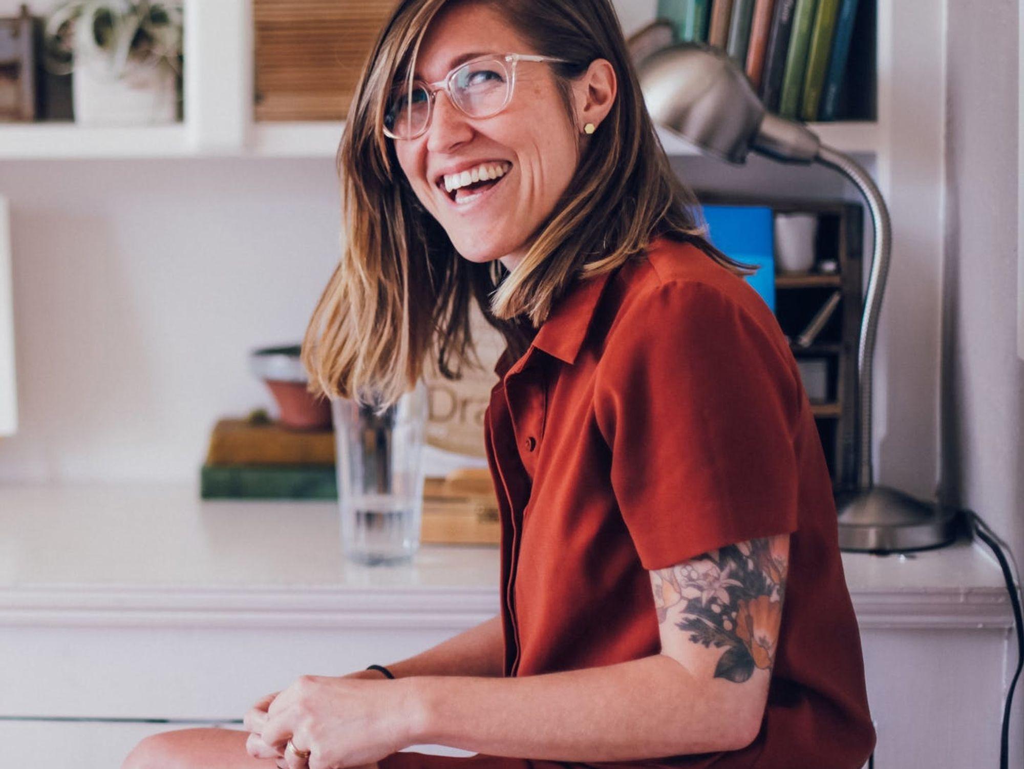 Creative Crushin': Katrina McHugh, the Designer Who Will Change the Way You Look at Pop Songs