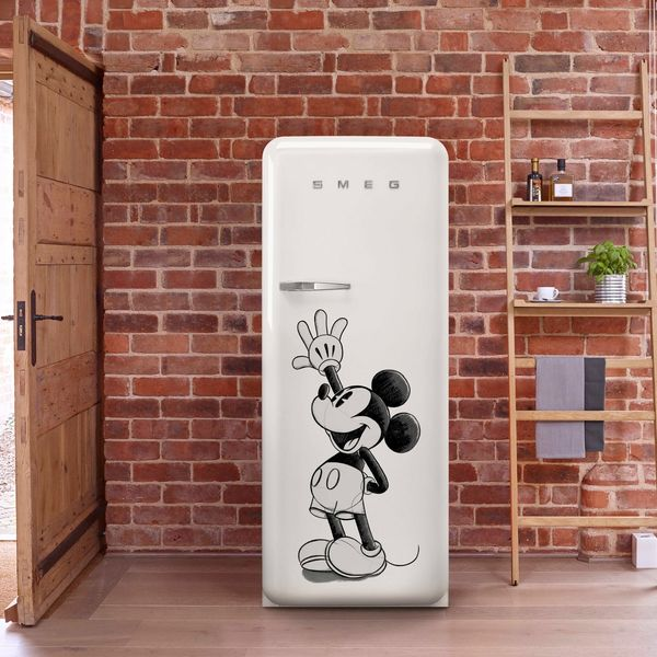 Smeg Just Released a Limited Edition Fridge for Disney's Biggest Stans