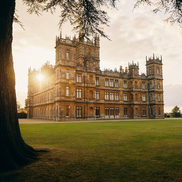 You Can Now Live Like a Crawley for a Night in the Real Downton Abbey