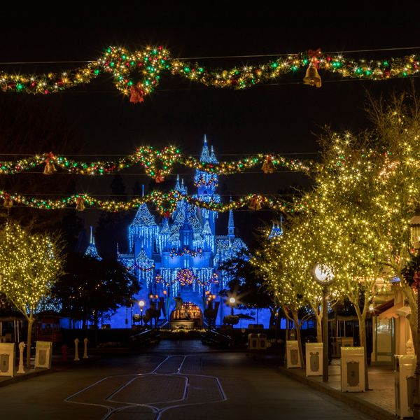 Here's Why You Need to Go to Disneyland This Holiday Season